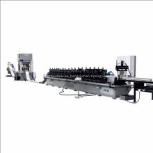 Rollo de valla de seguridad Tipo W de Palisade que forma la máquina