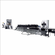 W+Type+Palisade+Security+Fence+Roll+Forming+Machine