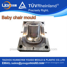 Plastic baby chair mould maker in China