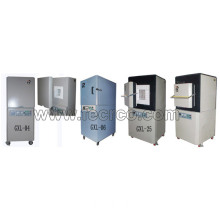 High Temperature Batch Type Sintering Furnace for Magnetic Experiment