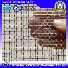 Electro Galvanized Wire Mesh Window Screen