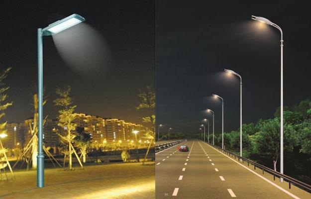 Aluminum Base Board Street Lamp