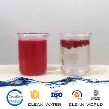 Águas residuais da indústria TMT-15 Agente coletor do íon do metal pesado