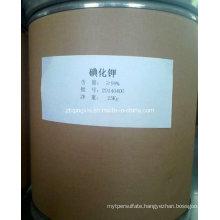 CAS: 7681-11-0, Potassium Iodide/ Potassium Iodate 99% Additive Food Grade