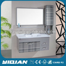 One Door Two Drawer Modern Hot Sell Mirrored Mur Cabinet Unités de cabinet