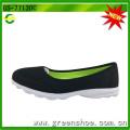 Good Selling Greenshoe Fashion Lady Casual Flat Shoes