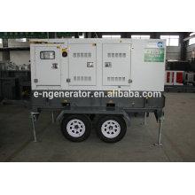 Переносной трехфазный дизельный генератор EN POWER производитель