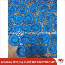 Горячий продавать Африканский химический шнурок для свадебного платья высокое качество Африканский Гипюр шнур кружевной