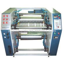 Estirar de alta velocidad que envuelve la máquina de rebobinado de la película / máquina de Rectifer