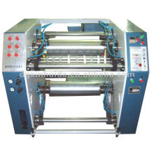 High Speed Automatic Stretch Film Slitter Rewinder Machine