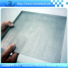 Perforated Sheet Metal with Various Holes