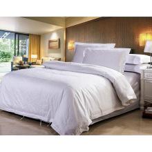 100% algodão / T / C 50/50 jacquard hotel / conjunto de cama casa (WS-2016051)