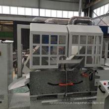 Máquina de serra de corte para perfis UPVC