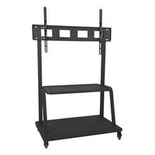 TV Trolley Cart for Display up to 75` ' TV