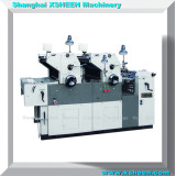 Offset press machine