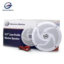 """Genuine marine RV Caravan Boat 6.5"""" waterproof marine slim speaker"""