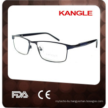 2017 New design full frame best price metal optical frame