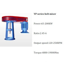 Yp Series Belt Gear Mixer