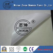 Tissu non tissé laminé PE pour sac d'emballage en Chine