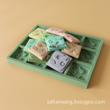 Square Shape Multi Cavity Silicone Chocolate Mold Silicon Cookies Mould Large Silicone Form R1477