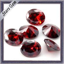 Brilliant Cut Varios Formas Piedras preciosas CZ Piedras