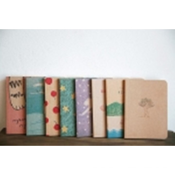 Factory Outlet Personalized Statioery Softcover Notebook Printing