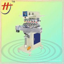 HP-300FY Máquina de impressão de seis cores com almofada de logotipo