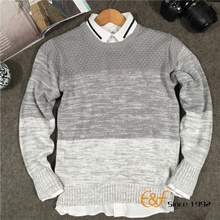 Cotton Computer Stylish Knit Men Sweater