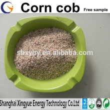 Crushed Corn cob for animal feeding /mushroom cultivation