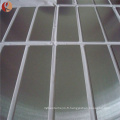 Prix pur de niobium par fournisseur de feuille de niobium de kilogramme