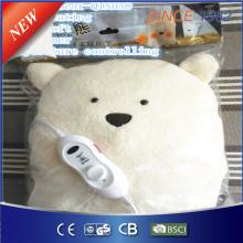 Calentador portable de la mano de la calefacción del oso de la venta caliente con el contador de tiempo