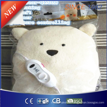Comfortable and Portable Heating Hand Warmer Cute Bear