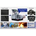 Iron Briquette Making Machine For Sale