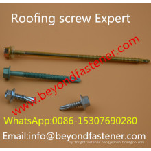 Tek Screw 12#*100 Roofing Screw