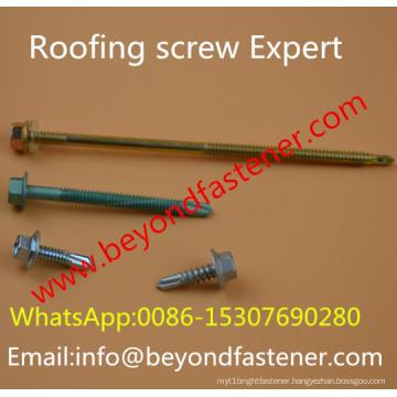Roofing Screw 12#X100 Tek Screw