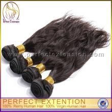 20-дюймовый китайский реальных неотесанность дешевые человека расширения волос