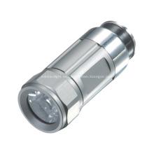 Aluminio promocional de la antorcha de carga del mini coche hecho