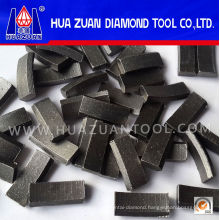 High Efficiency Diamond Drilling Segment for Reinforce Concrete Cutting