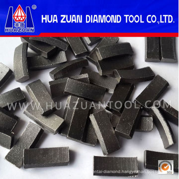 High Efficiency Diamond Drilling Segment for Reinforce Concrete Cutting