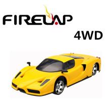 Coche que deriva eléctrico de RC del coche de Firelap 2.4G 4WD