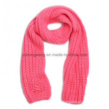 Wholesale Handmade Acrylic Knitted Crochet Scarves, Scarf