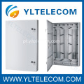 Distribuição de metal do gabinete Wallmount tipo 1020 par