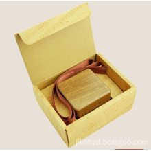 Hot sale Factory for Wooden Music Box,Harry Potter Music Box,Girls Music Box,Classical Music Box Manufacturer in China Rectangle Wooden Mini Music Box With Photo Insert export to Myanmar Manufacturer