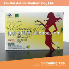 Lotus & Gynostemma Slimming Tea