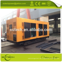 Automatischer elektrischer Generator 60hz 220 / 110V 750kw angetrieben durch CUMMINS KTA38-G2 Motor