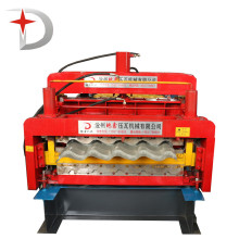 Panel IBR Double Layer Roll Forming Machine