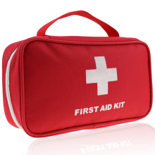 customized polyester canvas survival camping home medical first aid kit bag box For Storage Medical