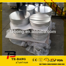 DC / CC 1050 1060 3003 Aluminium Circle For Cookware Utensils