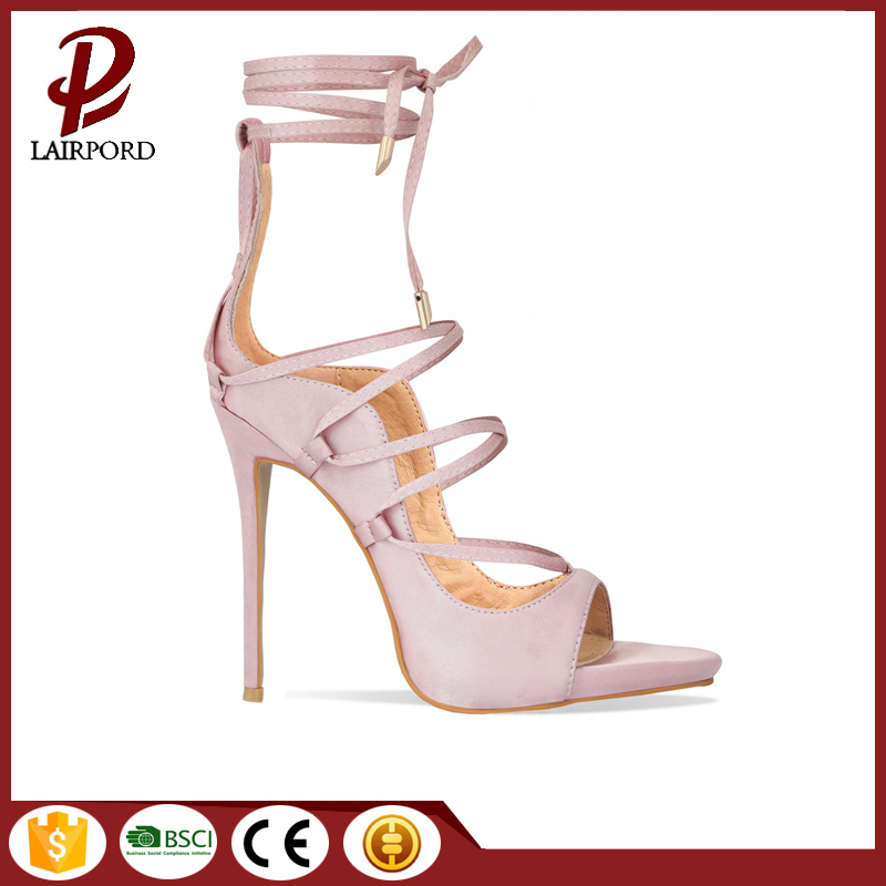 newest stylish elegant high heel women shoes