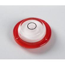 Nível de bolha circular